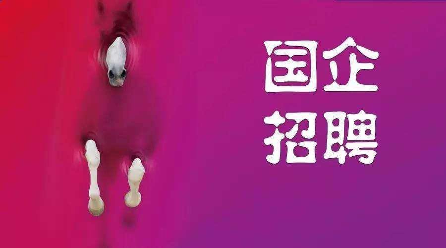 2018年浦江县部分国有企业公开招聘工作
